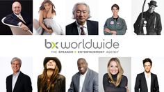 BX Worldwide Speakers + Entertainment. Not the most... just the best.