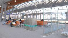blom&moors - Pilot station Amsterdam Bijlmer ArenA