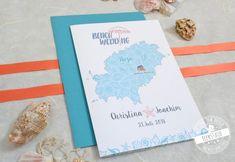 Pocket invitation wedding invitation Ibiza as a wedding theme, beach wedding in th . Pocket Invitation, Invitation Cards, Wedding Invitations, Invitation Design, Ibiza Wedding, Wedding Day, Save The Date Karten, Wedding Themes, Stationery