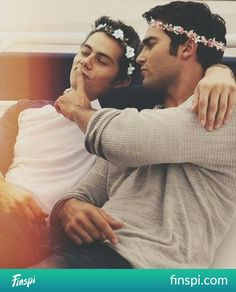 ♥ funny teen wolf Derek & Stiles And as they do not like ?! #funny #people #i love #teen wolf