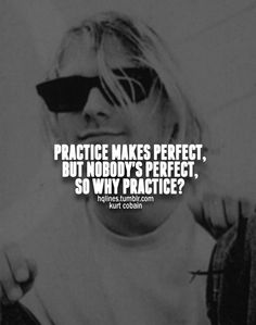 Kurt asking the real questions Nirvana Quotes, Kurt Cobain Quotes, Nirvana Kurt Cobain, Nirvana Lyrics, Understanding Depression, Nobodys Perfect, Music Images, Music Pictures, Lyric Quotes