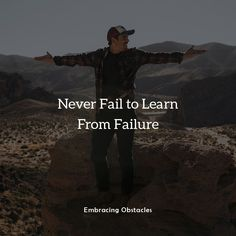 Learn how to face obstacles Transform Your Life, Fails, Learning, Movie Posters, Movies, Films, Studying, Film Poster, Make Mistakes