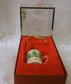 Lenox 2003 Hot Chocolate Mug Ornament.