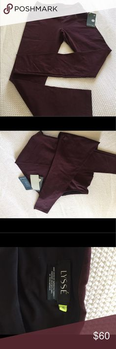 NWT Lysse leggings Very nice material Pants Leggings