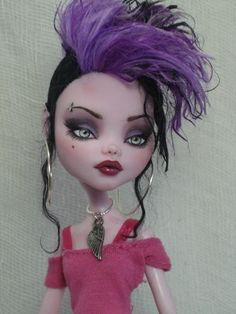 monster high ooak - Google Search