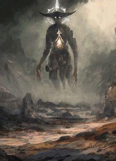 Fantasy Art Engine | fantasyartwatch:   Threshold of the Gods by Sam...
