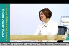 Sağlık Videoları - Hamilelik öncesi beslenme/ Beslenme Danışmanı Dr. Yasemin Bradley