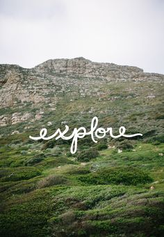 This girl's blog photos always combine type and image so beautifully. Check out The Fresh Exchange
