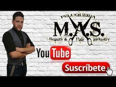 Peluquería M.A.S. Tutoriales de cabello (hair, hairstyle, tutorial, men,...