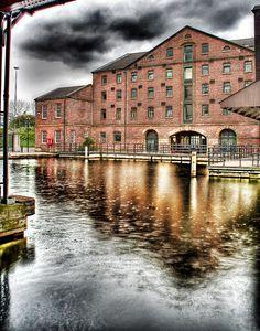 Victoria quays, Sheffield - England