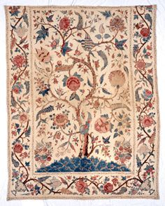 Quilt 1812: War & Piecing: Palampores and the Tree of Life