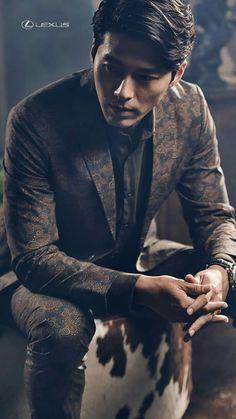 Parayı haksız yere alanı bulursam geberteceğim Hyun Bin, Hot Korean Guys, Hot Guys, Park Shin Hye, Asian Actors, Korean Actors, Asian Boys, Asian Men, Choi Jin Hyuk