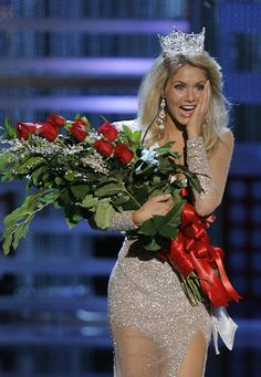 being Miss America is not just a dream, but its my future <3