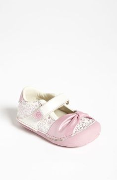 Stride Rite 'Harleigh' Mary Jane (Baby & Walker) available at #Nordstrom