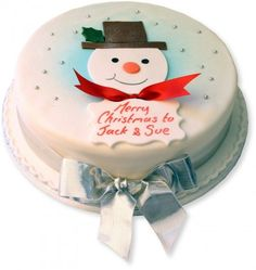 10 Best Ideas To Decorate Christmas Cake - How to Decorate ...