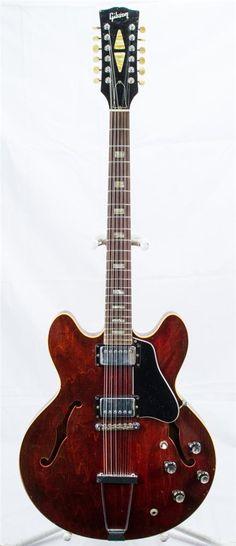 1966 Gibson ES-335 TD C 12 String