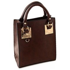 cool Retro Women's Shoulder Bag With PU Leather and Metallic Design-deep brown  #Brown #Designdeep #Leather #Metallic #Retro #Shoulder #Women's Check more at http://sweethearts101.com/retro-accessories/retro-handbag/retro-womens-shoulder-bag-with-pu-leather-and-metallic-design-deep-brown/