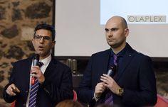 I nostri due #OPcosmetics coo-founder  Davide Puglia e Carlo Oliveri