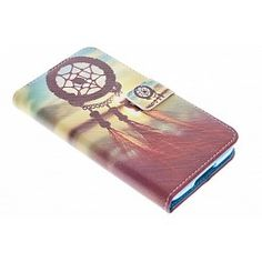 Dromenvanger design TPU booktype hoes voor de Samsung Galaxy S5 (Plus)