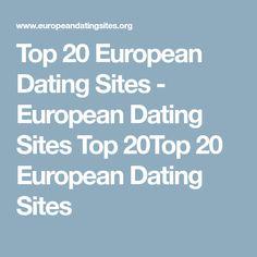 european dating sites