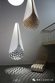 """【竹.光】60款竹制灯具设计,体验自然之美。回复""""140501"""",收获下载。"""