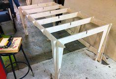 CNC Press-Fit Workbench on Behance