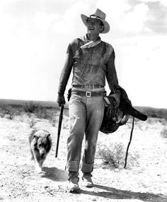 John Wayne ...1st and foremost .