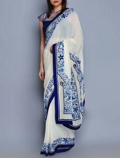 Parsi Gara Saree from Jaypore