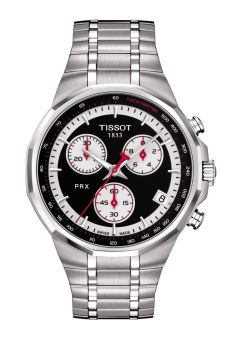 d567c6c2720 Picture of Tissot T-Classic PRX Chronograph Stainless Steel Mens Watch  Watch 2