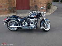 23 Best Harley Heritage Softail Classic images in 2016 | Harley