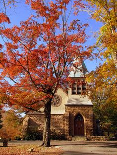 Otey Parish, built in 1891 - Sewanee, TN