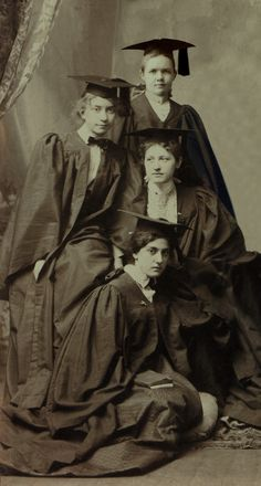 """AOII Founders. True Pioneers of their time...definitely """"exceeded the expectations."""""""