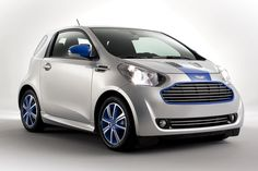The Aston Martin Cygnet gets the Colette treatment with a limited edition version of their new city car. Painted in lightning silver with Colette Blue Aston Martin, Club Monaco, Used Car Prices, Stars News, One Drive, Star Wars, Auto News, City Car, New And Used Cars