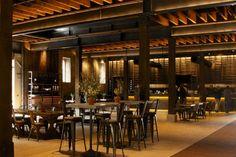 Charles Krug Winery - St. Helena, CA, United States. Gorgeous new Tasting Room