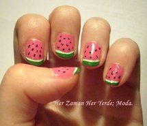 Inspiring picture cute, green, lime, nail art, nails. Resolution: 720x669 px. Find the picture to your taste!