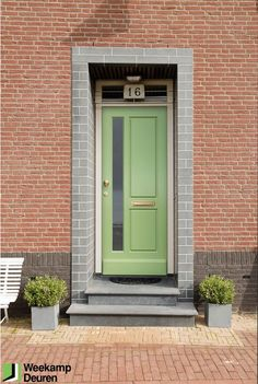 Here's a collection of the latest front door ideas and trends. The best part is: it's the second best return-on-your-investment renovation. Doors, Renovations, Fronts, Outdoor Decor, Best Front Doors, House, Garage Doors, Home Decor