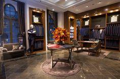 Massimo Dutti - Fall in New York / 5th Avenue Store