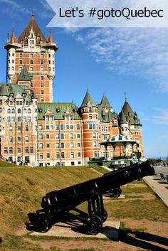 Announcing: Let's #gotoQuebec! #Quebec #Canada #travel