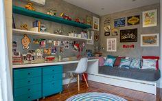 decoração para quarto infantil de menino