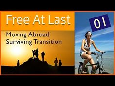 Video Log: Surviving a Major Transition -Moving Abroad Episode 01: Letti...