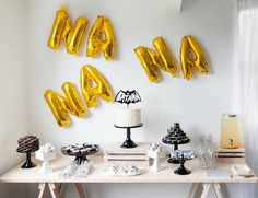 Batman Party Inspiration - Pop Roc Parties | Party Blog