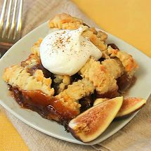 Super Fig Cobbler Recipe