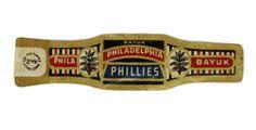 Philadelphia Phillies Cigar Band
