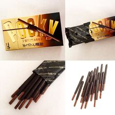 #Pocky #Demitasse  Un capricho lujoso solo para ti. Este pocky contiene 1.7 veces más contenido en cacao que un pocky normal así que disfruta de su delicioso sabor.  http://ift.tt/1VPNF0E  A little luxury treat just for you. This pocky has 1.7 times more cacao content than normal pocky. Enjoy its rich taste.  #boxfromjapan #januaryboxbfj #cajaenerobfj #golosinasjapon