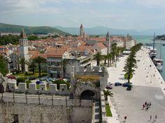 Trogir Croatia | Town of Trogir: Italian Roots Filled with Balkan History