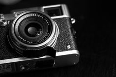 How I Use Black Tape on My Fujifilm X100 for Street Photography