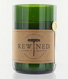 Rewined Champagne Candle #Dillards