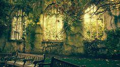 St. Dunstan-in-the-East: The romantic ruin