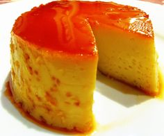 Leche Flan With Chinese New Year (Feb and Valentine's Day (Feb just around the corner, there is a lot to celebrate in February! Filipino Desserts, Filipino Recipes, Filipino Food, Flan Recipe, Dominican Food, Colombian Food, Cuban Recipes, Latin Food, No Bake Desserts