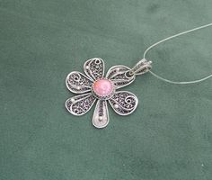 Silver Filigree, Wire Wrapping, Gold Jewelry, Necklaces, Jewels, Beads, Pendant, Pretty, Crafts